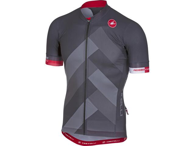 Castelli Free AR 4.1 Bike Jersey Shortsleeve Men black
